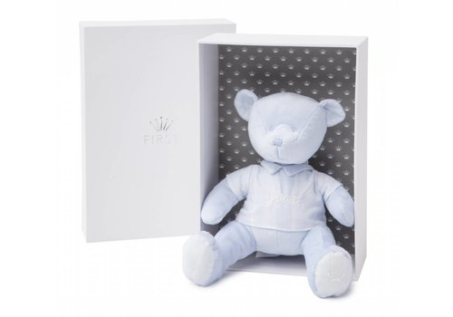 First First Teddy Beer Hector 28 cm Ciel