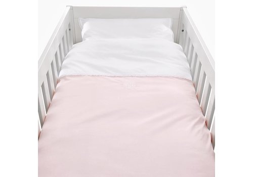 Theophile & Patachou Theophile & Patachou Donsovertrek Bed + Sloop 100 x 135 Royal Roze