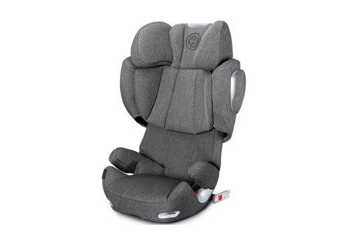 Cybex Cybex Car Seat Solution Q3 - Fix Plus Manhattan Grey