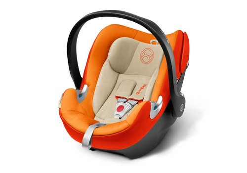 Cybex Cybex Car Seat Aton Q Plus Autumn Gold