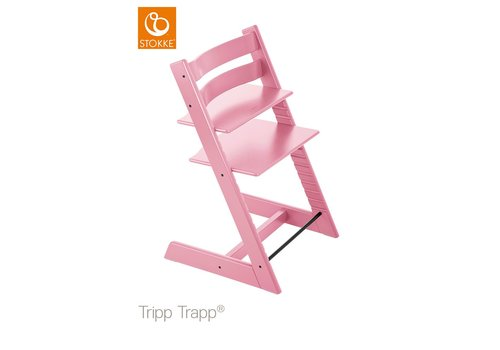 Stokke Stokke Tripp Trapp High Chair Soft Pink