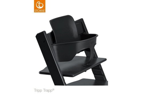 Stokke Stokke Tripp Trapp Baby Set Black