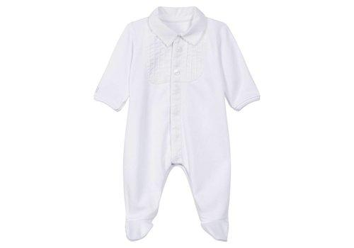Absorba Absorba Pyjama Lange Mouw Twee Knoopjes Wit