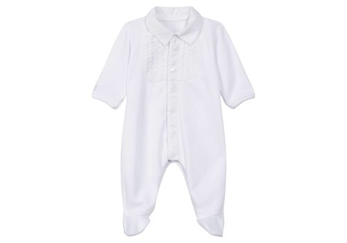 Absorba Absorba Pyjamas Long Sleeves Two Buttons White