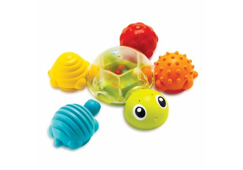 B-Kids B-Kids Bath Toy Snap & Play Turtle