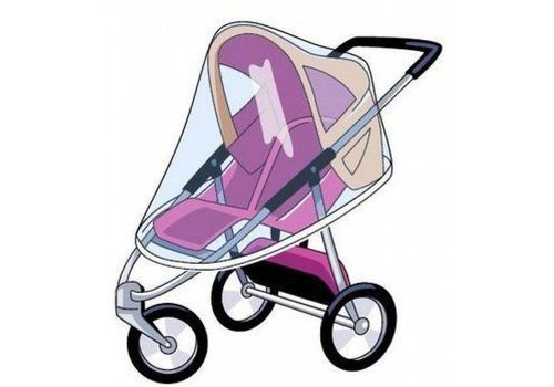 Babsana Babsana Rain Cover For Tricycle