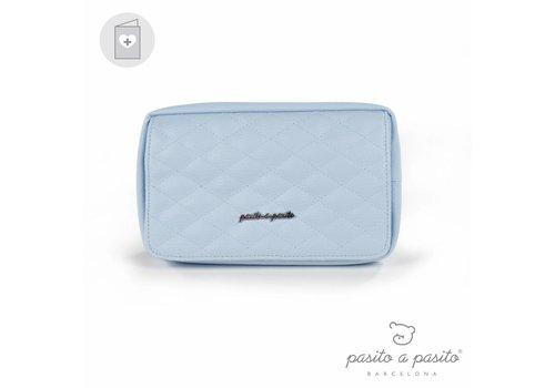 Pasito A Pasito Pasito A Pasito Cover Baby Wipes Ines Blue