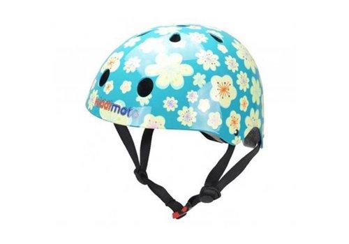 KiddiMoto Kiddimoto Helmet Fleur