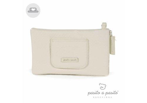 Pasito A Pasito Pasito A Pasito Cover Baby Wipes Cotton Off-white