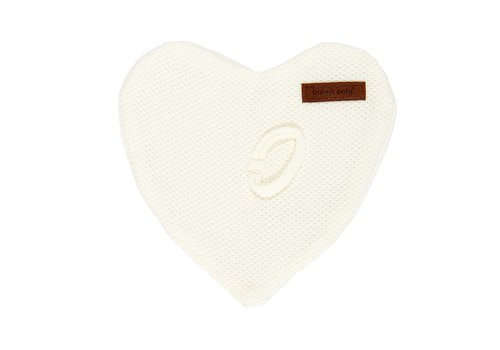 Baby's Only Baby's Only Pacifier Cloth Classic White