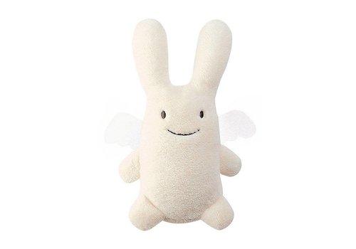 Trousselier Trousselier Muzikale Angel Bunny Ivoor 24 cm