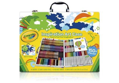 Crayola Crayola Kleurkoffer Inspiratie 140 St.