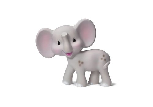 Infantino Infantino Squeeze And Bite Toy Elephant