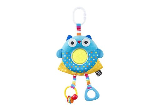 Benbat Suavinex Multi Skills Travel Toy Owl