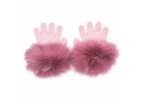 Monnalisa Monnalisa Handschoenen Roze