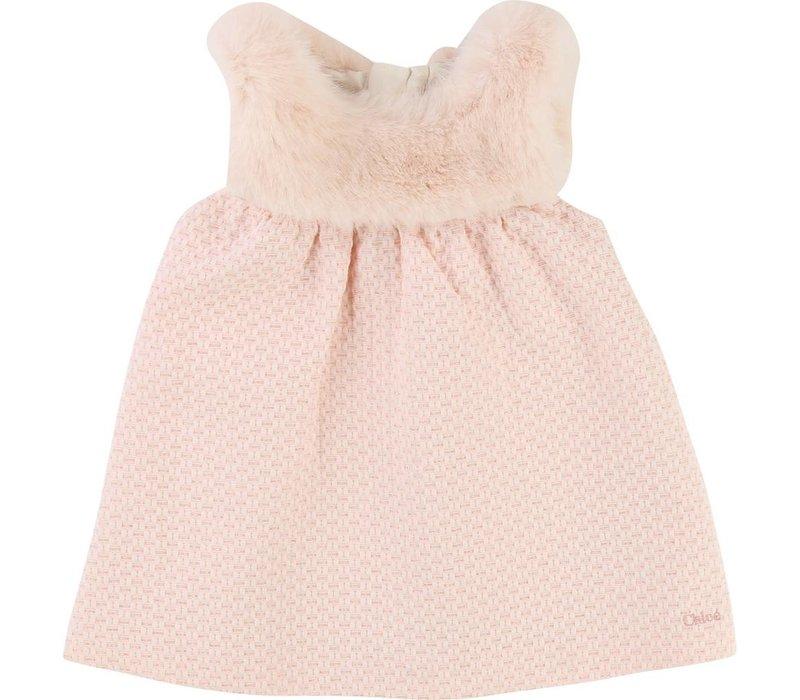 Chloe Kleedje Roze