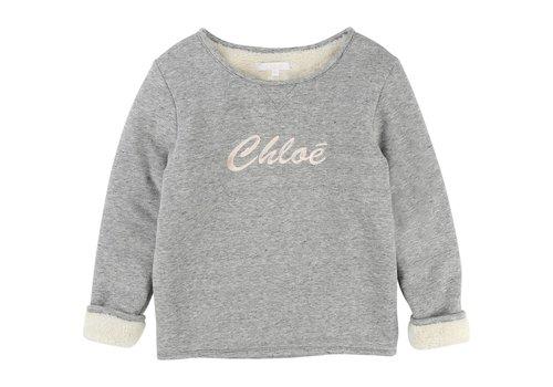 Chloe Chloe Pull Grijs Multi