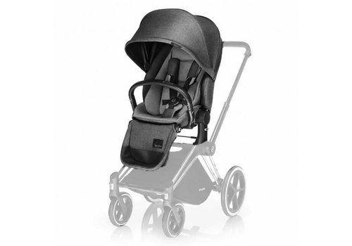 Cybex Cybex Priam Luxury Seat Manhattan Grey 24173