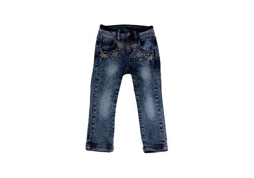 Twinset Jeansbroek Met Parels
