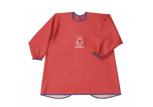 BabyBjörn Babybjorn Long Sleeve Bib Red
