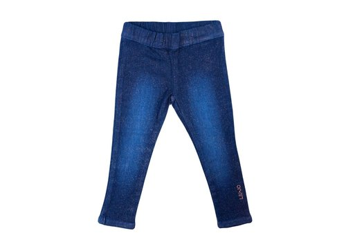 Liu Jo Jegging Denim Met Spikkels