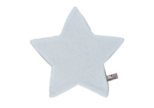 Baby's Only Baby's Only Cuddle Cloth Star Classic Powder Blue