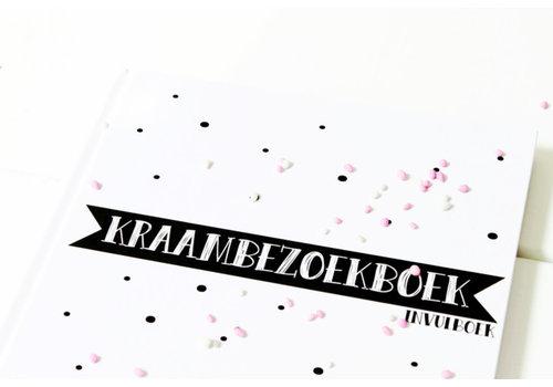 Kidooz Kidooz Invulboek Kraambezoek
