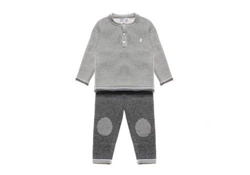 Nanan Nanan Outfit Grey