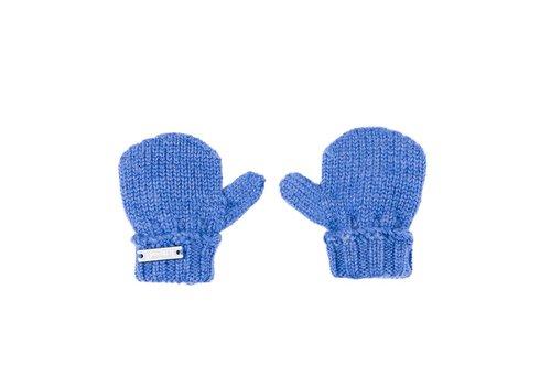 Il Trenino Handschoenen Melange Blauw
