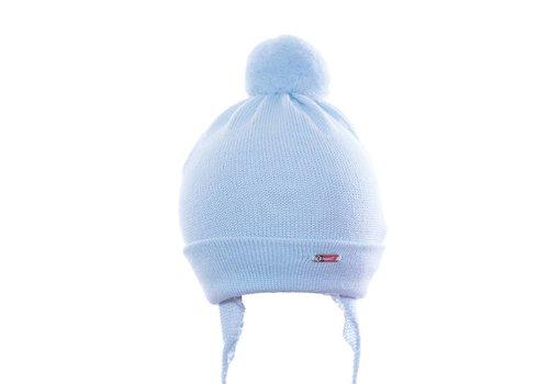 Il Trenino Il Trenino Hat Sky With Pom Pom