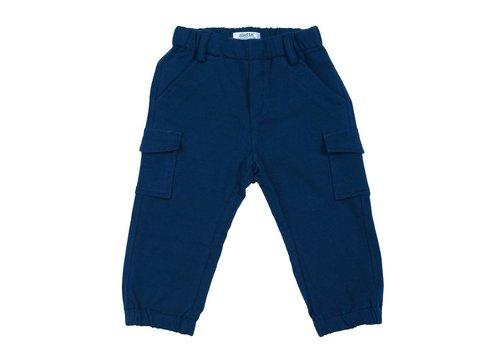 Aletta Aletta Pants Navy With Pockets