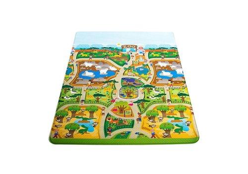 Prince Lionheart Prince Lionheart Soft Playmat City - Zoo