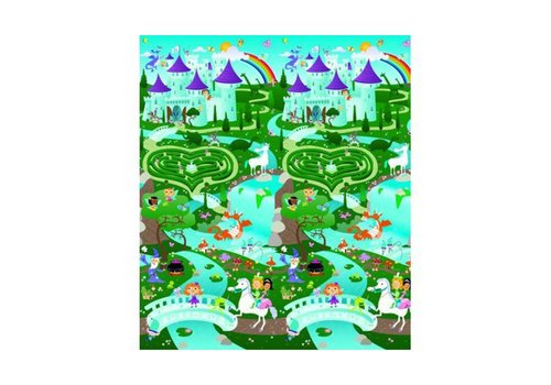 Prince Lionheart Prince Lionheart Play Mat - City/Fantasyland