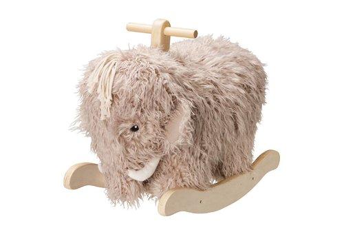 Kids Concept Kids Concept Schommelpaard Rocking Mammoet