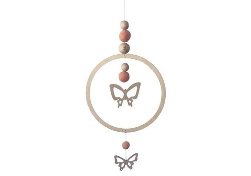 Loullou Loullou Dreamcatcher Butterfly