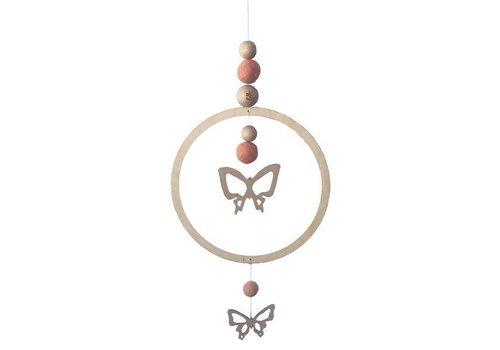 Loullou Loullou Dreamcatcher Vlinder