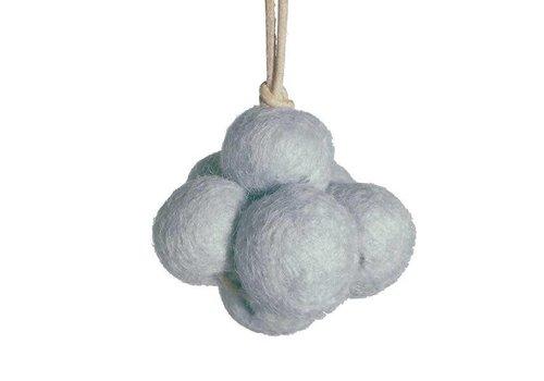 Loullou Loullou Baby Cloud Blue