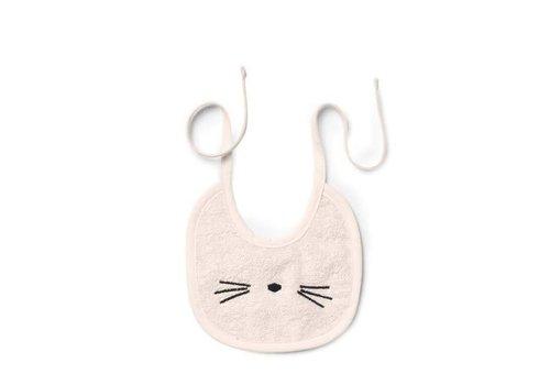 Liewood Liewood Bibs Cat Pink 2-Pack