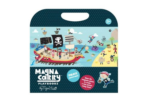 Bertoy Bertoy Magna Carry - Pirates Adventures
