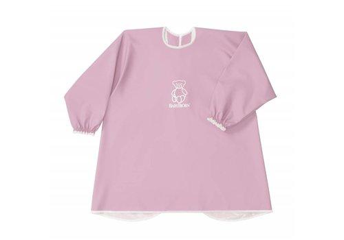 BabyBjörn Babybjorn Long Sleeve Bib Pink
