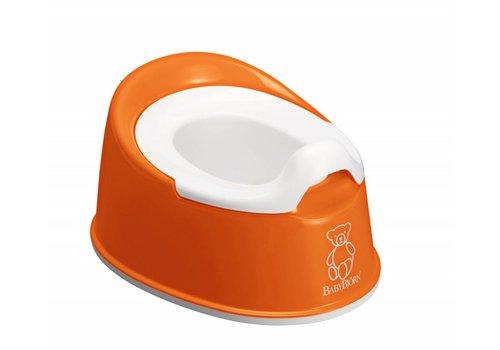BabyBjörn Babybjorn Pienter Potje  Oranje