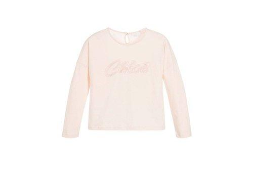 Chloe Chloe T-Shirt Roze
