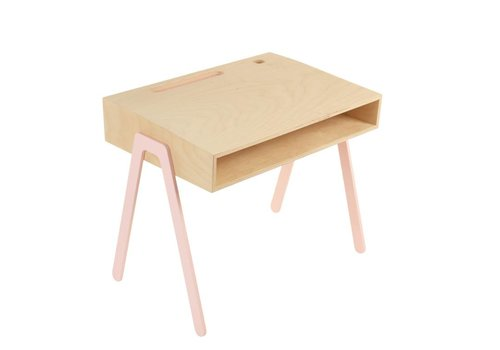 In2wood In2wood Bureau Roze