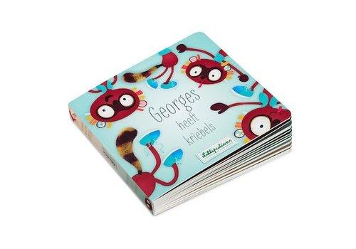 Lilliputiens Lilliputiens Book Georges Has Jitters