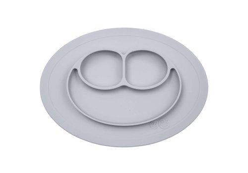 EZPZ EZPZ Placemat + Plate Mini Mat Pewter