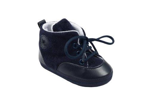 Aletta Aletta Shoes Navy Star