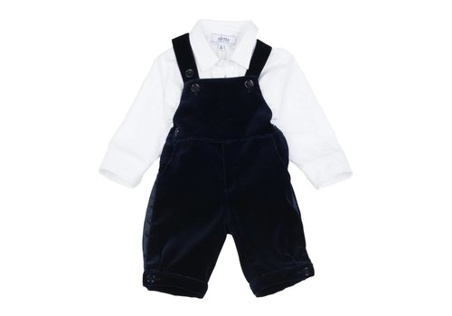 Aletta Aletta Outfit Navy Dungaree