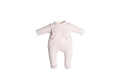First First Pyjama Roze Strik