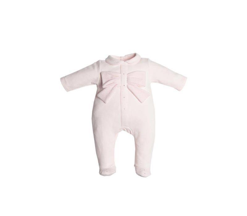 First Pyjama Roze Strik