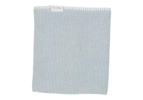 Koeka Koeka Baby Crib Blanket Vizela 80X100 Light Green